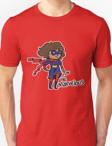 Kamala Khan - Be Marvelous T-Shirt
