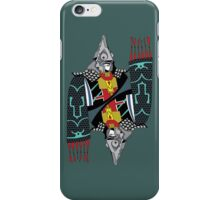 Zant Card - Hylian Court Legend of Zelda iPhone Case/Skin