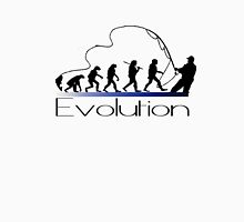 Evolution of fisherman Unisex T-Shirt