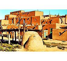Taos Pueblo II Photographic Print