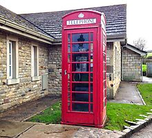 UK Telephone Booth by Osbren
