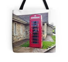 UK Telephone Booth Tote Bag