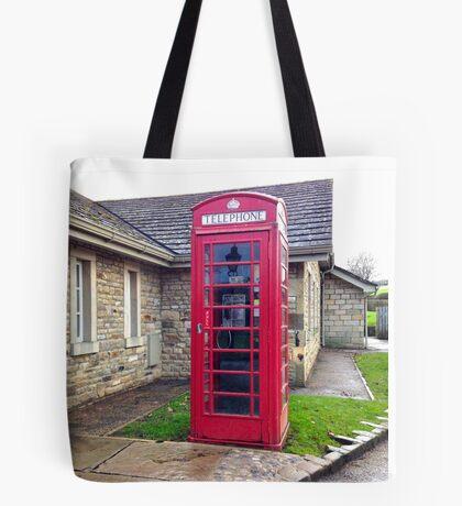 UK Telephone Booth Tote Bag