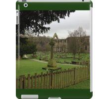 Bolton Abbey in Yorkshire UK iPad Case/Skin