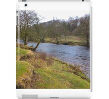 River in Yorkshire UK iPad Case/Skin