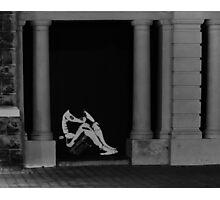 """Naked Arrogance""  Photographic Print"