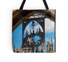 Hogsmeade: Please Respect The Spell Limits Tote Bag