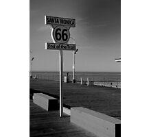 Santa Monica 66 Photographic Print