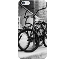 Bicycles #1 iPhone Case/Skin