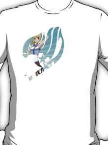 Fairy Tail Logo- Lucy T-Shirt