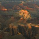 Canyon Apenglow by Stephen Vecchiotti