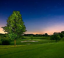 Golf by Andreas Reinhold