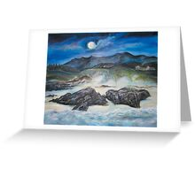 Morar, Midnight Greeting Card