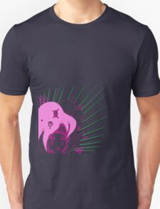 The Underwater Cave Girl. T-Shirt