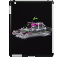 Competitor No. 1 iPad Case/Skin