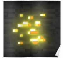 Gold Ore Poster
