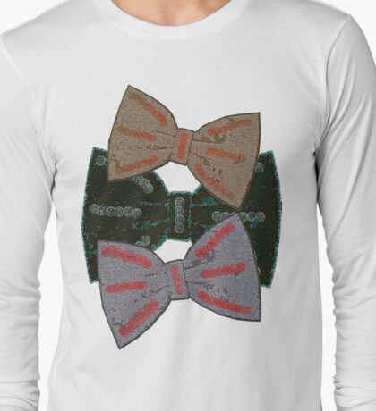 Bows Long Sleeve T-Shirt