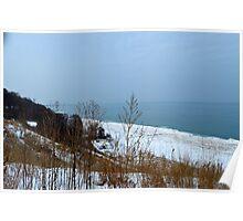 Milwaukee Winter Poster