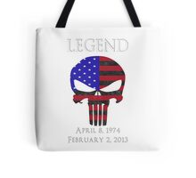 RIP Chris Kyle Tote Bag