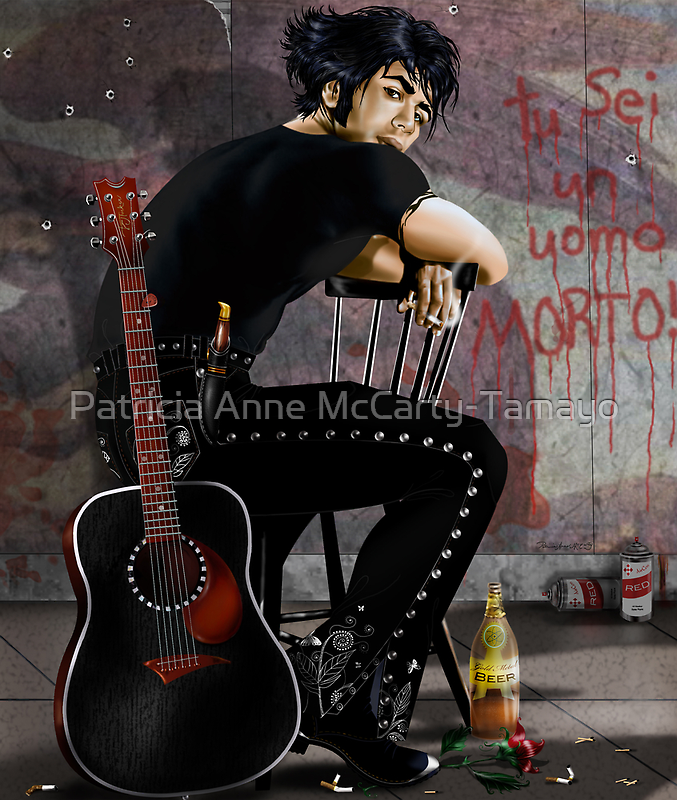 """""""Dirty Boy"""" by Patricia Anne McCarty-Tamayo"""