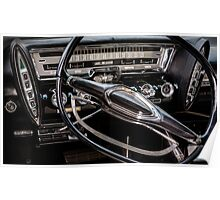 1961 Chrysler Steering Poster