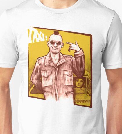 Taxi! Unisex T-Shirt