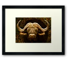 Buffalo Dreams Framed Print