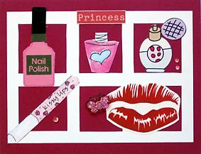 Princess pout by evapod