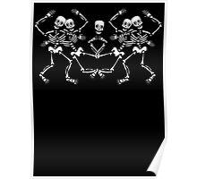 Skele Dance Poster