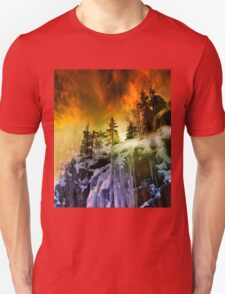 The Sky Was On Fire Unisex T-Shirt