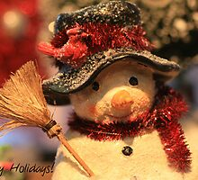 Happy Holidays by SylviaCook