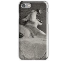 Yawn iPhone Case/Skin