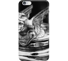 1931 Chevrolet Hood Ornament iPhone Case/Skin