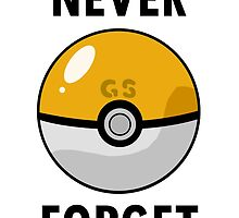 GS Ball - Never Forget by kdm1298