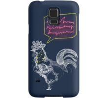 Mr Rooster Samsung Galaxy Case/Skin
