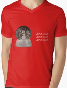 Let it snow! Let it snow! Let it snow! T-Shirt