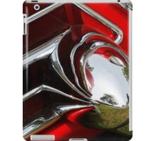 Cadillac Chrome iPad Case/Skin