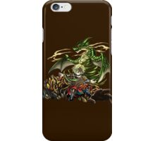 Deity Ruler Lucca iPhone Case/Skin