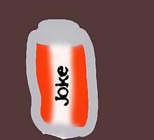 can of joke by YodaWars