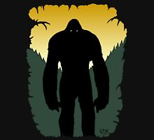 Bigfoot Silhouette Unisex T-Shirt