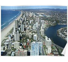 Surfers Paradise, Queensland Poster