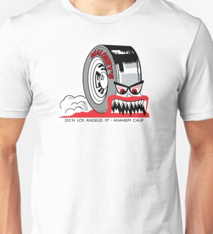 Maloney's Tires Unisex T-Shirt