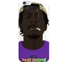 Flatbush Zombies deep thoughts iPhone Case/Skin