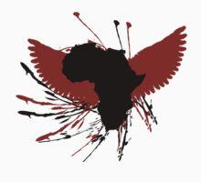 Lift Up Africa by BlueDinosaur