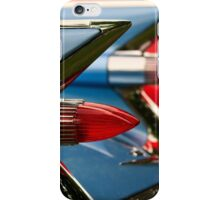 Cadillac Taillights iPhone Case/Skin