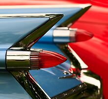 Cadillac Taillights by dlhedberg