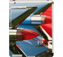 Cadillac Taillights iPad Case/Skin