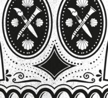 Día de Squidwardo Sticker