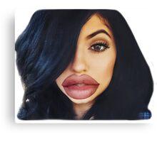 Kylie BB Canvas Print