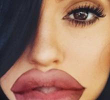 Kylie BB Sticker